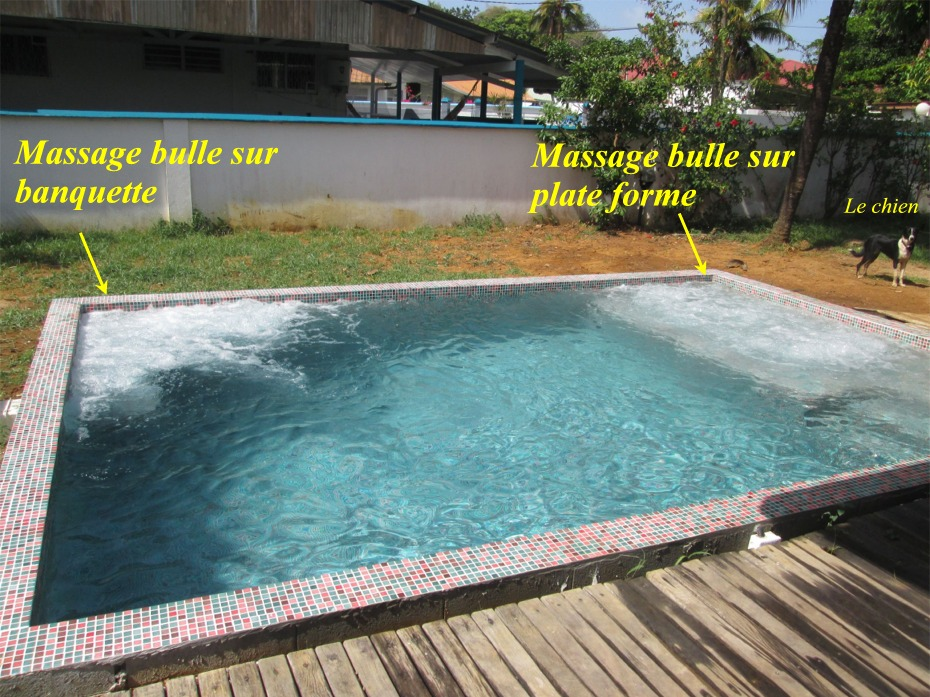 Piscine 6 par 4 guyane for Piscine 4 par 8
